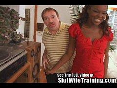 Raquelle's Slut Wife Surprise Video for Hubby F...