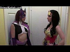 Mental Domination of Huntress & Wonder Woman: P...