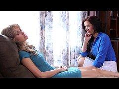 Lesbian sex under hypnosis - Angela Sommers, Ja...