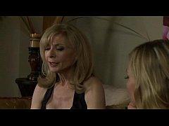 Nicole Ray and Nina Hartley enjoying pussy