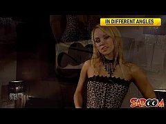 Anal Seduction with Aleska Diamond