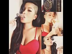 Smoking cigar 2 (fumando charuto 2)