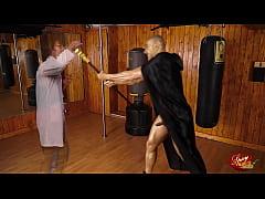 "Luca Borromeo and Mary Rider in Trailer ""Lady L..."