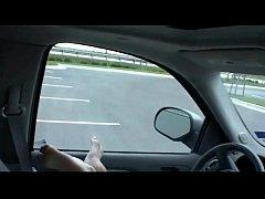 Sucking Dick In The Car