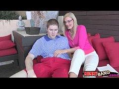 Daryl Hannah teaches teen couple how to be a go...