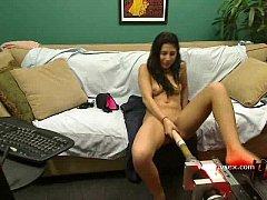 Allie Jordan live webcam sex machine