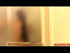 Step Daughter Shower: Free Voyeur Porn Video aa...