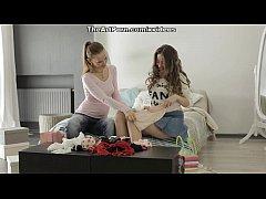 Pleasing the lusty girls scene 1
