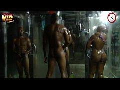 Big Brother Africa Shower Hour - Sheillah JJ Nh...