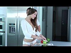 HD - PornPros Brunette Dani Daniels gets hairy ...