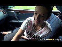 Mofos.com - Vanessa Rodriguez - Stranded Teen