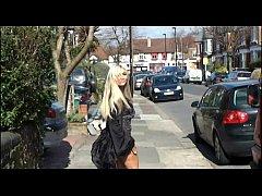 Jenna Cruz street walker
