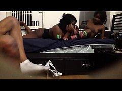 black ebony freaks getting nasty