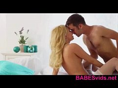 Hot blonde Aaliyah Love passion fuck