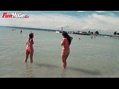 FunMovies Cute german lesbian amateur girlfriends