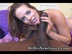 Lingerie Mommy Looks For New Lover