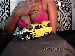 Nilou Achtland-Sexy HotRod Boobs