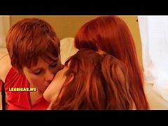 Redhead lesbian friends