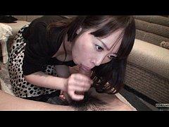 Uncensored Japanese amateur CFNM handjob blowjo...