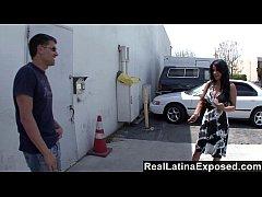 RealLatinaExposed - Sophia loves a big cock sli...