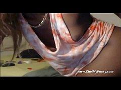 Ebony Girl Webcam Dildoing - ChatMyPussy.com
