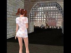 3D Comic: Nightmarish Dream. Episode 1