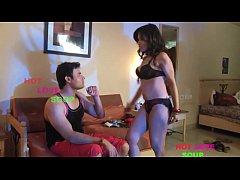 देवर अकेली भाभी के साथ @ Hot Bhabhi Romance wit...