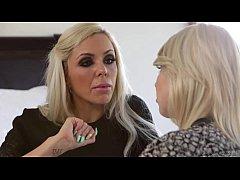 Tara Morgan and Nina Elle Try Anal