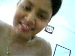 S.E.Asia homevideo malay girl II