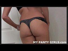 Are my polka dot panties making you horny
