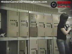 Hot girls naked in locker room! HiddenCameraDressingRoom.com