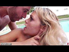 HardX Mia Malkova's outdoor massage turns wild