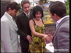 Rita Cardinale, Gangbang and Bukkake in the Res...