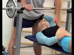 Zuzana Zeleznovova hardcore gym