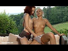 Rainy Rendezvous - by Sapphic Erotica lesbian s...
