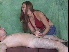 Redhead Mariah Handjob/Blowjob