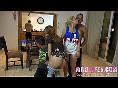 MadLifes.com - Orgia al mas puro estilo MadLifes