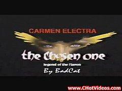 Carmen electra milkshow