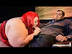 SSBBW Jaymez Ryder Fucks Bachelor at BBW Strip ...