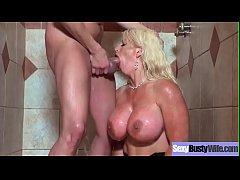 Hardcore Sex With Naughty Busty Sexy Wife (Alura Jenson) video-04
