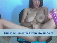 Brunette milk breast live masturbates webcam chat