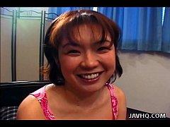 Sexy slut Misato Nakayama blowjob!