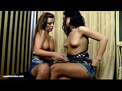 Ottoman Affair - by Sapphic Erotica lesbian sex...