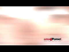 Linda Sweet & Mery Wet anal & DP 4some for Lega...