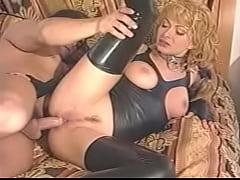 Lea Martini - Latex - Good fucking scene