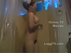 - Hairy Rebeca Silva on Shower