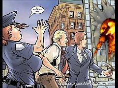 - 2D Comic: Cyberian Nation. Episode 4
