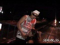 Sexo em público na Bahia