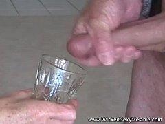 Cum Drinking Slut Whore GILF