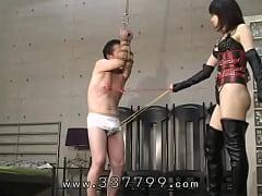 MLDO-038 A rope and game. Mistress Land